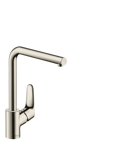 HANSGROHE DECOR KITCHEN MIX.SWIVEL SPOUT CHROME