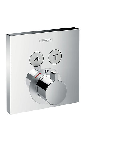HANSGROHE SHOWERSELECT THERM.CONC.2 OUTLETS