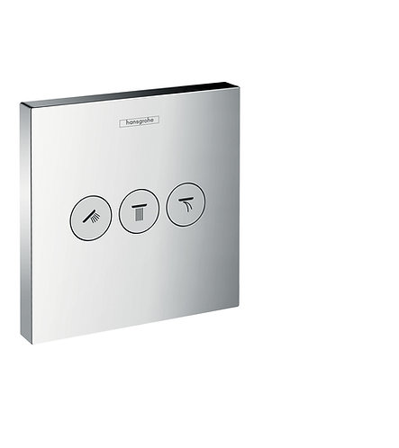 HANSGROHE SHOWERSELECT VALVE 3 CONSUMER CHR.