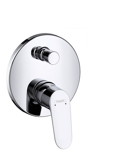 HANSGROHE DECOR F.S BATH MIXER CHROME