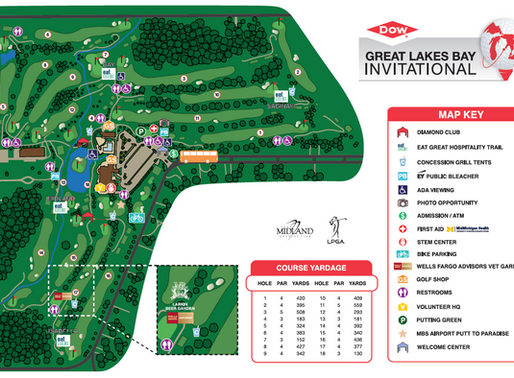 Dow Great Lakes Bay Invitational announces onsite activities
