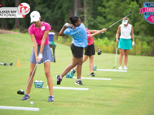 LPGA and Dow GLBI Team Up to Develop Next Generation of Female Leaders Through Game of Golf