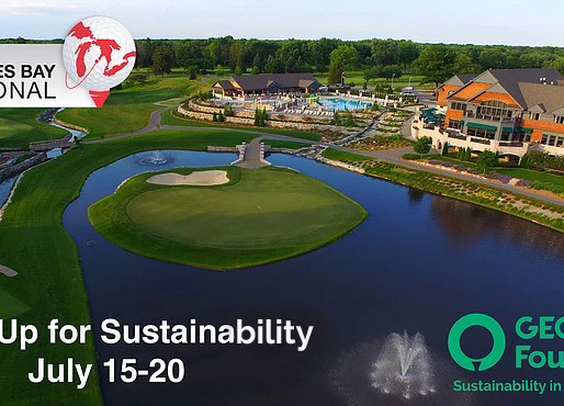 Dow Great Lakes Bay Invitational sets up to join golf's  sustainability leaderboard