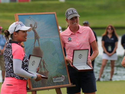 Dow GLBI, at $2.3 million, sets new LPGA record