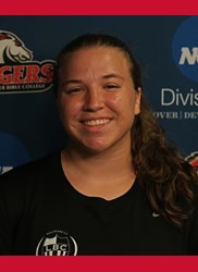 FCA Varsity Girls Soccer Alum, Erin Mikula, Makes First Two Saves of Collegiate Career