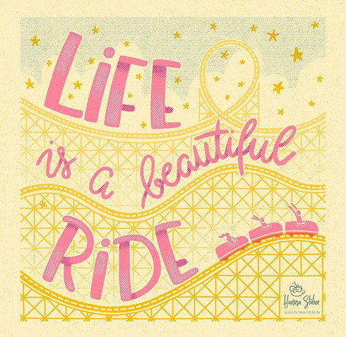 My positive message for #goodtypetuesday