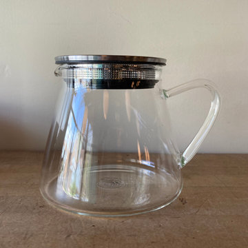 FUJI GLASS TEAPOT by ForLife