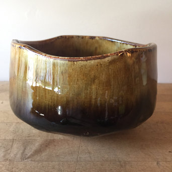 GOLD & BROWN CHAWAN