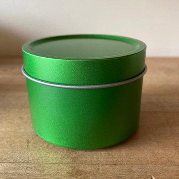 60g METAL TIN (green or purple)