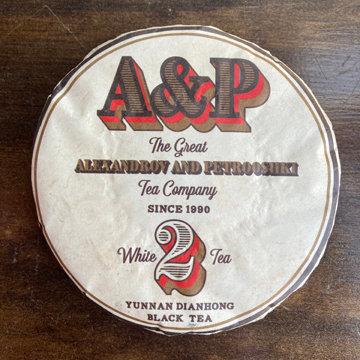 A&P SUN-DRIED BLACK - 2016 White2Tea