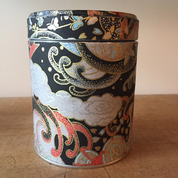 TWIST TOP WASHI TIN - STORMY SEAS