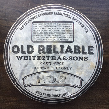 OLD RELIABLE RIPE - White2Tea