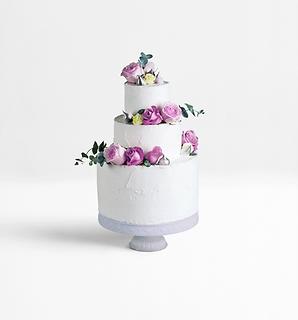 Dekoriert lagerter Kuchen