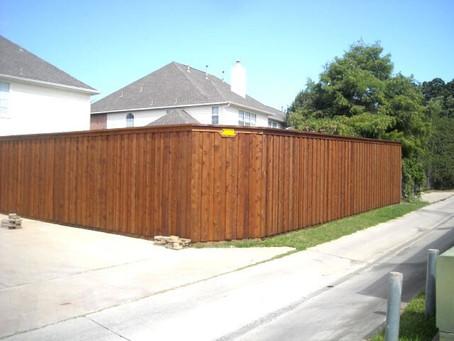 Frisco Fence - Budget Fence N Deck