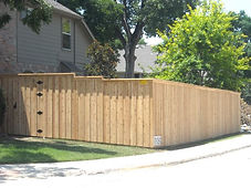 Dallas Fence