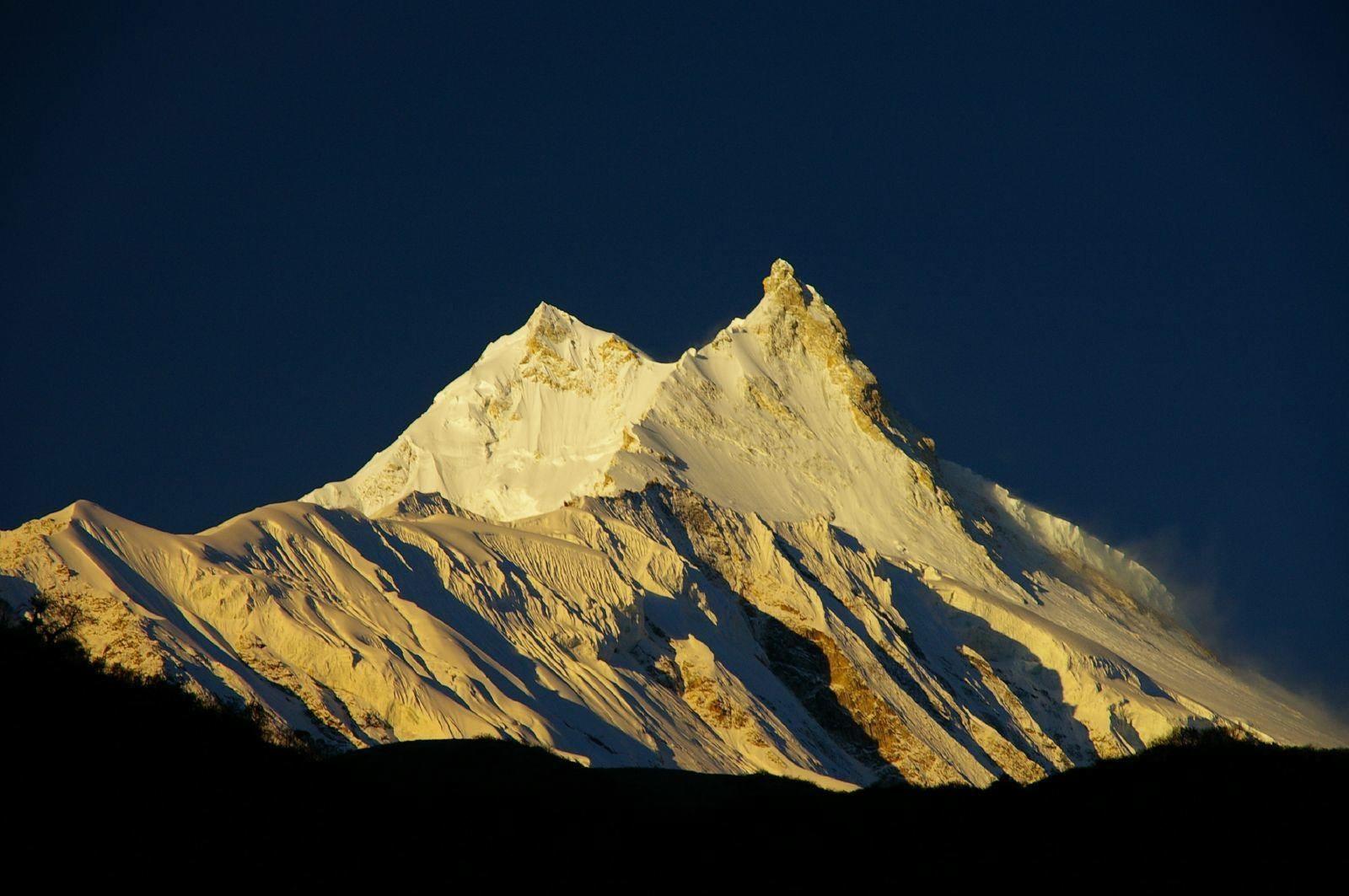 Mt. Manaslu - Nepal