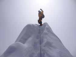 Summit of Mt. Manaslu