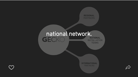 national network.
