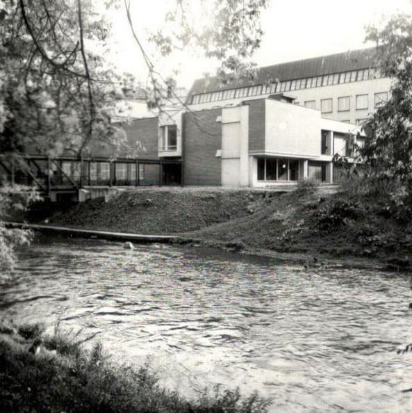 Vilniaus valstybinis dailės institutas. Architektas V. Brėdikis