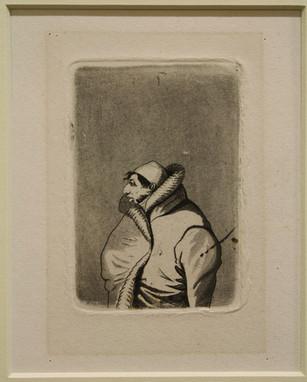 "Gotlibas Kislingas (Gottlieb Kißling) ""J. Rustemo portretas"""