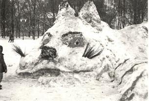 Sniego katinas