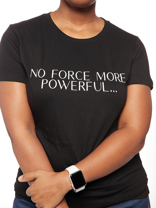 No Force - T-shirt