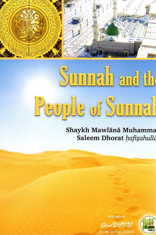 Sunnah and the People of Sunnah