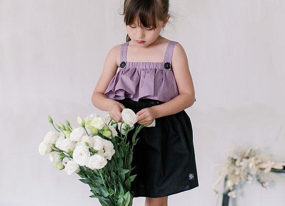 AMELIE 2-WAY TOP/DRESS  & IVY BUBBLE SKIRT SET