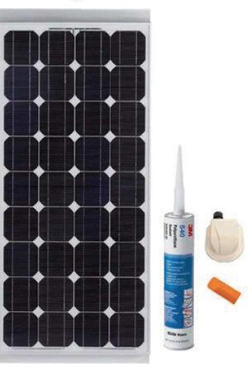 Pannello Solare Monocristallino 140W