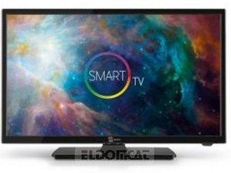 "Tv led 23,6"" hd Smart tv 16:9 Decoder DVB-S2/T2 Wi-fi Funzione hotel 1 presa USB"