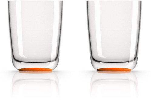 Bicchieri Alti Arancioni 425 ML