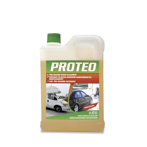 Proteo detergente