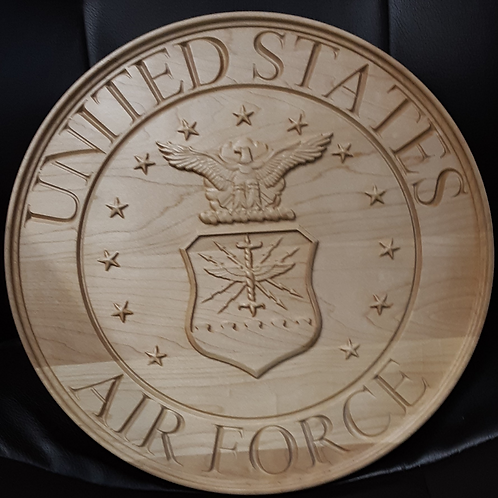 Military Service Plaque - U.S. Air Force