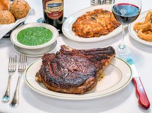 Steakcraft: Smith & Wollensky, NYC