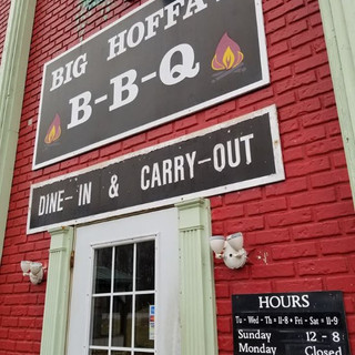 Big Hoffas Barbecue