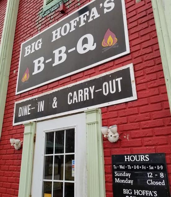 Big Hoffas Barbecue