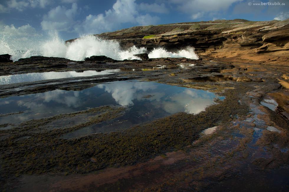 Lanai Lookout auf Oahu