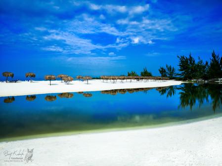Playa Paraíso auf Cayo Largo