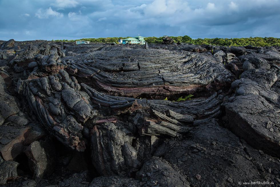 Kalapana auf Big Island