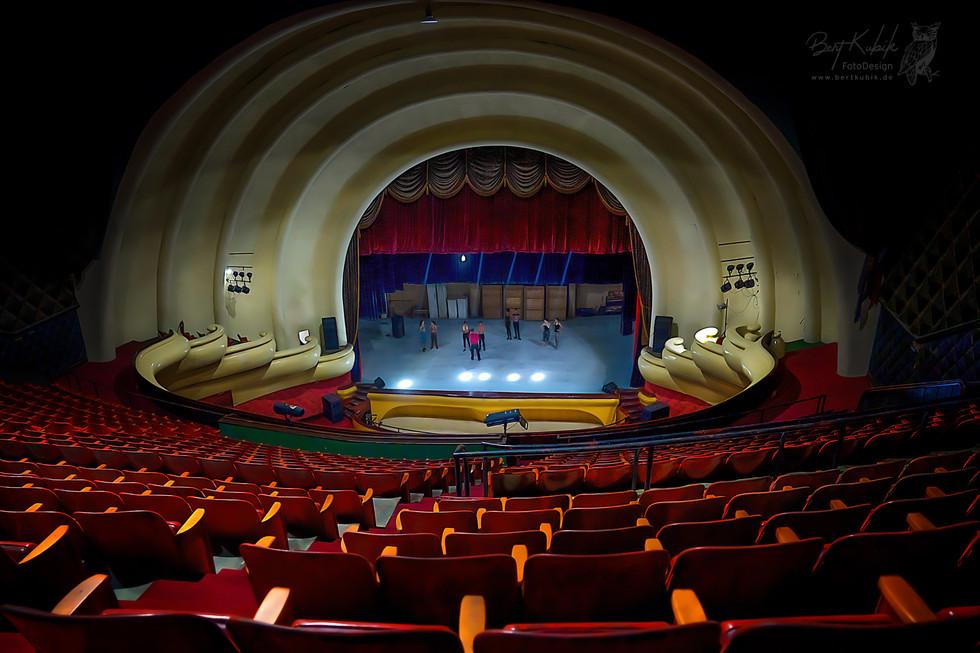 Teatro América in Havanna