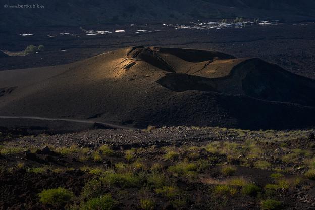 Ausblicke beim Abstieg vom Pico