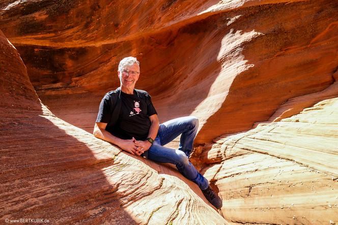 Waterholes Canyon im Navajo National Park