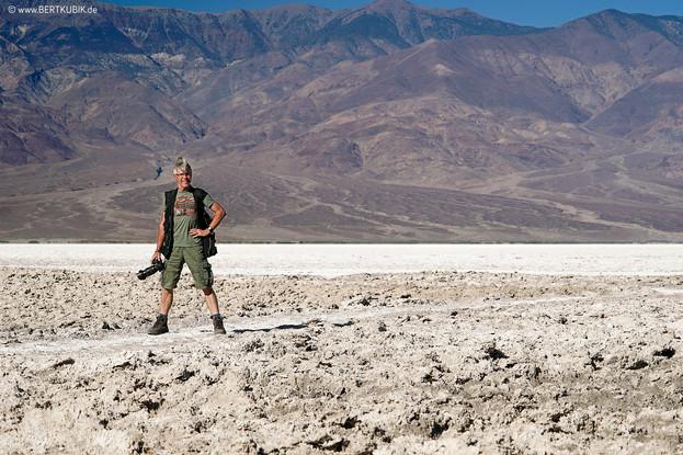 Badwater im Death Valley National Park