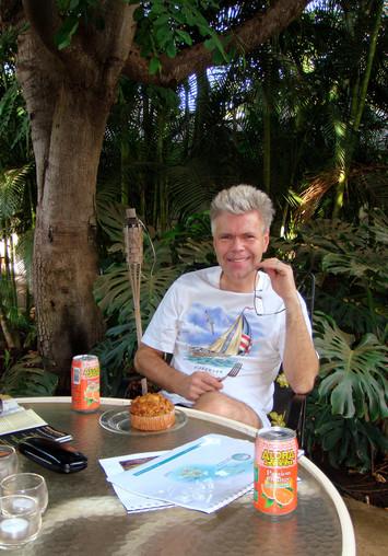 Das 1. Frühstück auf Maui
