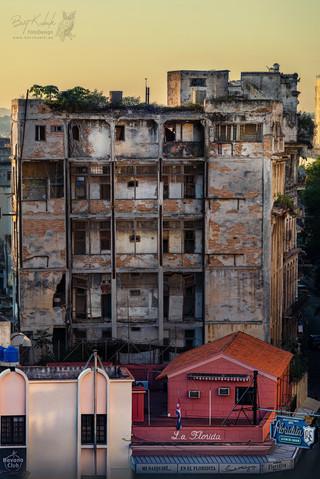 """Blick vom Hotel """"Plaza"""""""