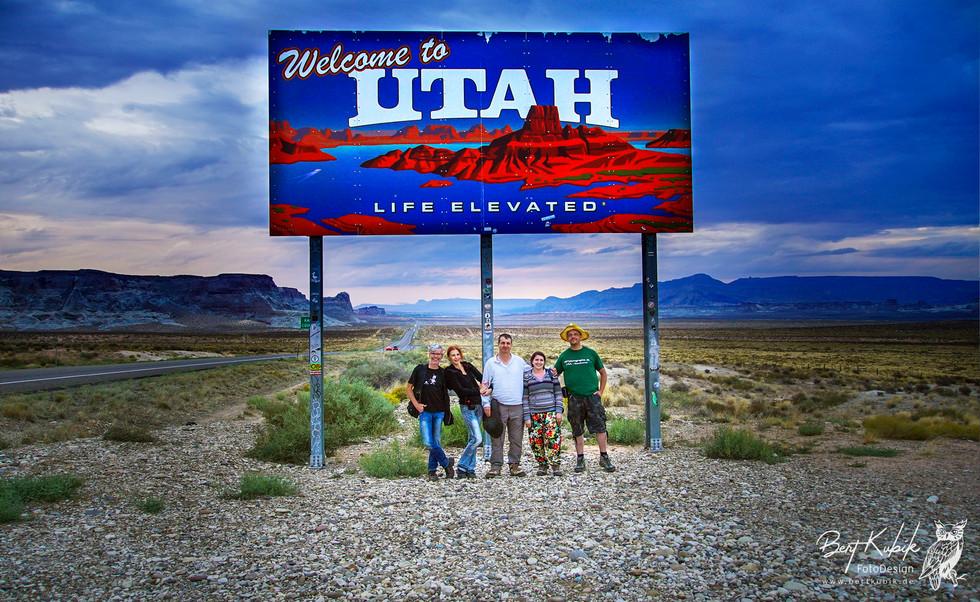 Utah am am Highway 89
