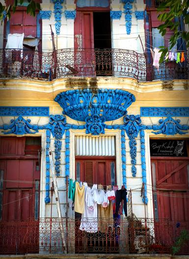 Blickfang am Prado in Havanna
