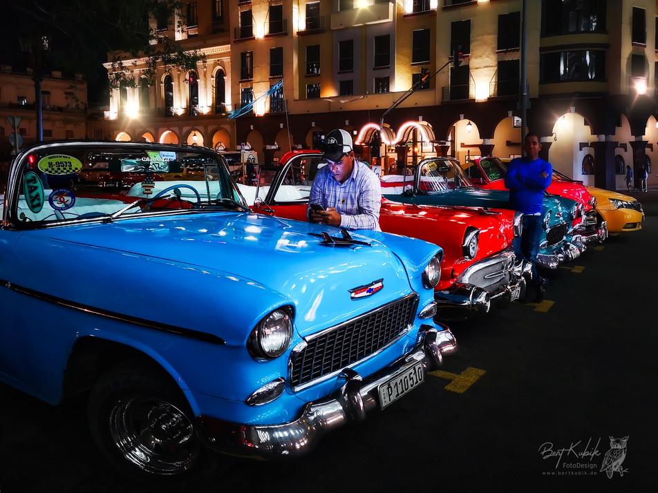 Am Gran Hotel Manzana Kempinski La Habana.