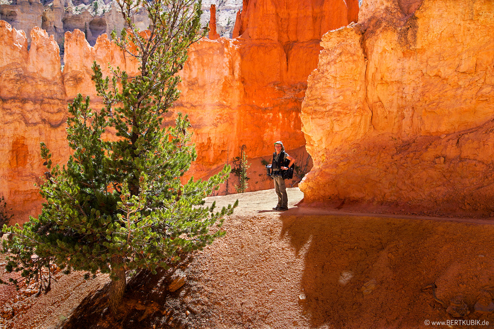 Bryce Canyon National Park Scenic Trails Historic District