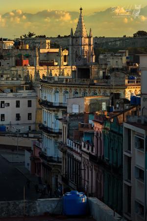 Havanna's Dächer - An- & Ausblicke